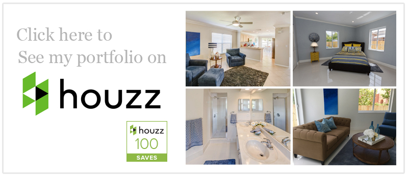 Houzz portfolio - home staging miami